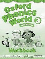 Підручник Oxford Phonics World 3 Workbook