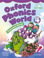 Підручник Oxford Phonics World 4 Student's Book with MultiROM