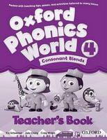 Підручник Oxford Phonics World 4 Teacher's Book