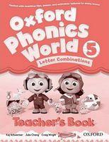 Підручник Oxford Phonics World 5 Teacher's Book