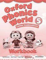 Підручник Oxford Phonics World 5 Workbook