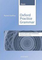 Підручник Oxford Practice Grammar Basic: Lesson Plans