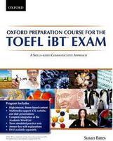 Підручник Oxford Preparation Course For TOEFL® iBT Exam Pack