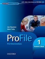 Підручник PROFILE 1 SB & CDROM PACK