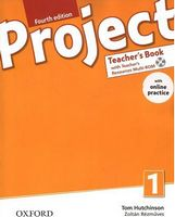 Підручник Project Fourth Edition 1: Teacher's Book Pack