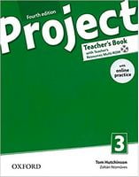 Підручник Project Fourth Edition 3: Teacher's Book Pack