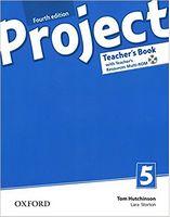 Підручник Project Fourth Edition 5 TB & ONL PRAC PK