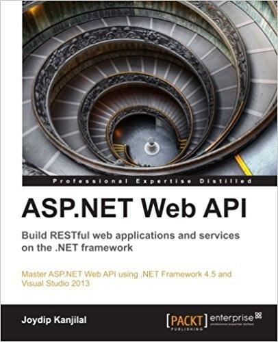 ASP.NET+Web+API%3A+Build+RESTful+web+applications+and+services+on+the+.NET+framework - фото 1