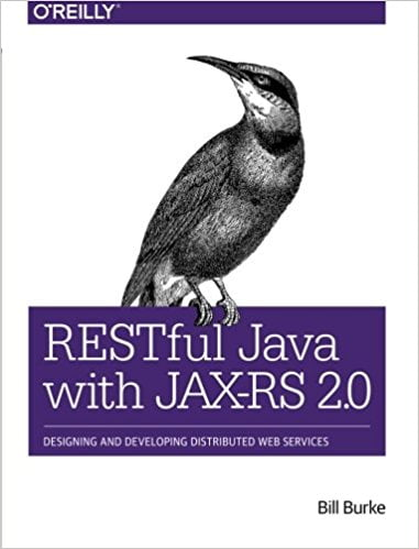 RESTful+Java+with+JAX-RS+2.0%2C+2nd+Edition+Designing+and+Developing+Distributed+Web+Services - фото 1