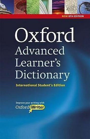 %D0%A1%D0%BB%D0%BE%D0%B2%D0%BD%D0%B8%D0%BA+OALD+8th+Edition%3A+International+Student%27s+Edition+with+CD-ROM - фото 1