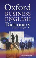 Словник Oxford Business English Dictionary + Pack