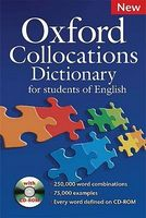 Словник Oxford Collocations Dictionary  2E Pack