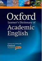 Словник Oxford Learner's Dictionary of Academic English