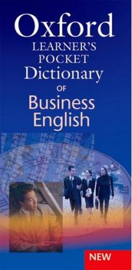 Словник Oxford Learner's Pocket Dictionary of Business English