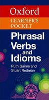 Словник Oxford Learners Pocket Phrasal Verbs and Idioms