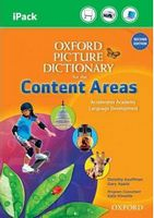 Словник Oxford Picture Dictionary for the Content Areas EBook CDROM SUV