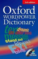Словник Oxford Wordpower Dictionary 4th edition with Pack
