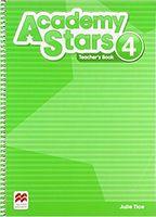 Підручник Academy Stars 4 TB Pk