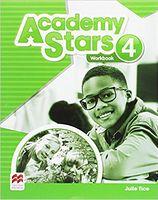 Підручник Academy Stars 4 WB