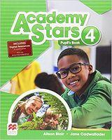 Підручник Academy Stars 4 PB Pk