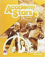 Підручник Academy Stars 3 WB