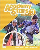 Підручник Academy Stars 3 PB Pk