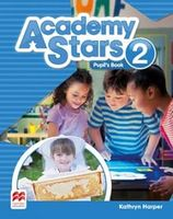 Набір наглядних карток Academy Stars 2 Flashcards