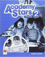 Підручник Academy Stars 2 WB