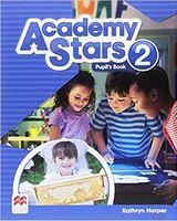 Підручник Academy Stars 2 PB Pk