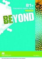 Підручник Beyond B1+ Teacher's Book Premium Pack