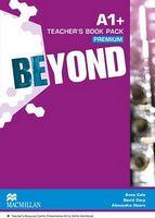Підручник Beyond  A1+ Teacher's Book Premium Pack