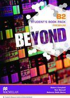 Підручник Beyond B2 Student's Book Premium Pack