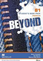 Підручник Beyond B1+ Student's Book Premium