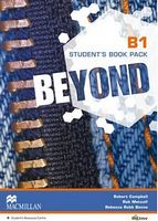 Підручник Beyond B1 Student's Book Pack