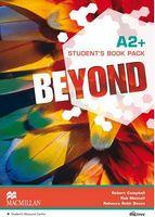 Підручник Beyond A2+ Student's Book Pack