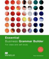 Підручник Essential Business Grammar Builder Pk