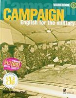 Підручник Campaign 3 WB