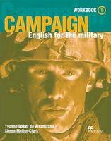 Підручник Campaign 1 WB