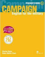 Підручник Campaign 3 TB