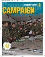 Підручник Campaign 3 SB