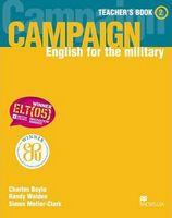 Підручник Campaign 2 TB (шт)