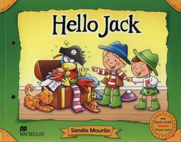 %D0%9F%D1%96%D0%B4%D1%80%D1%83%D1%87%D0%BD%D0%B8%D0%BA+Hello+Jack+Pupil%27s+Book+Pack - фото 1