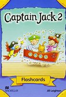 Набір наглядних карток Captain Jack Level 2 Flashcards