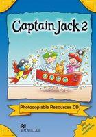Диск для лазерних систем зчитування Captain Jack Level 2 Photocopiables CD-ROM
