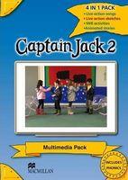 Диск для лазерних систем зчитування Captain Jack Level 2 DVD-ROM