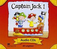 Диск для лазерних систем зчитування Captain Jack Level 1 Class Audio CD (3)