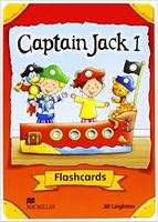Наглядні картки Captain Jack Level 1 Flashcards