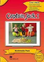 Диск для лазерних систем зчитування Captain Jack Level 1 DVD-ROM