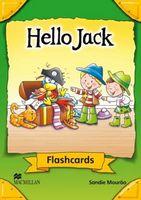 Набір наглядних карток Hello Jack Level Flashcards