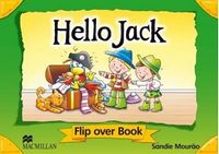 Підручник Hello Jack Flip over Book